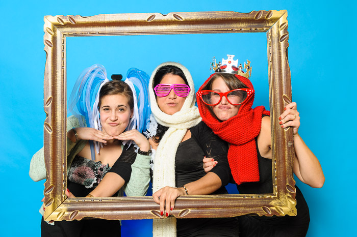 Photographe pour PhotoBooth Montreal