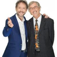 Le duo père-fils de Jean-Pierre et Marc-André Coallier