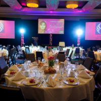 décor événementiel pour congrès à Montréal